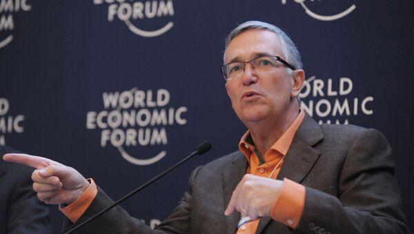 Director del Grupo México, Ricardo Salinas Pliego (archivo) - Sputnik Mundo