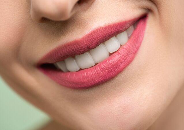 Una sonrisa (imagen referencial)