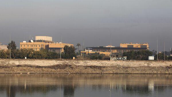 La Embajada de EEUU en Irak - Sputnik Mundo