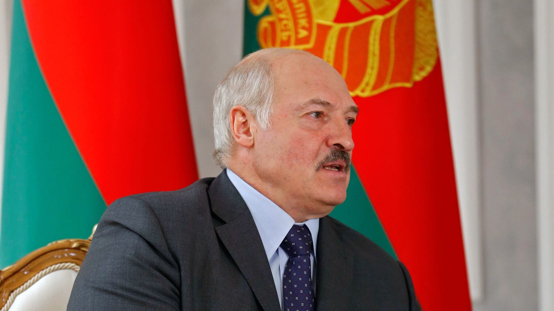 Alexandr Lukashenko, presidente de Bielorrusia - Sputnik Mundo, 1920, 20.07.2021