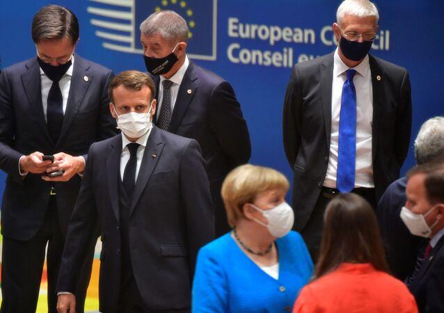 Cumbre de los países de la UE