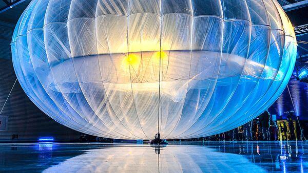Proyecto Loon de Google - Sputnik Mundo