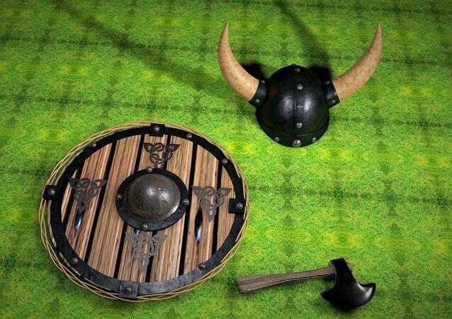 Los instrumentos de un vikingo