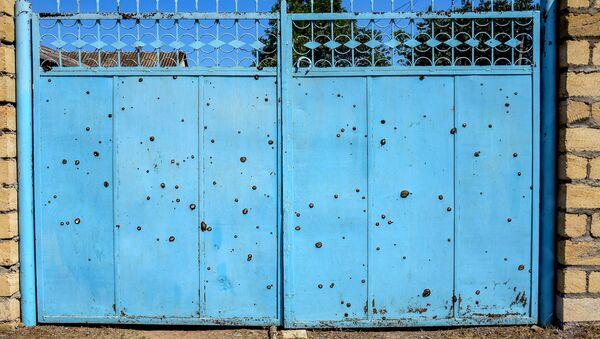 Consecuencias de ataques en la frontera entre Armenia y Azerbaiyán - Sputnik Mundo