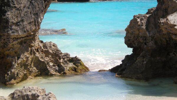 Una playa de Bermudas - Sputnik Mundo
