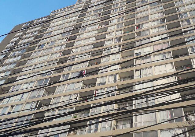Megatorre de vivienda en Chile
