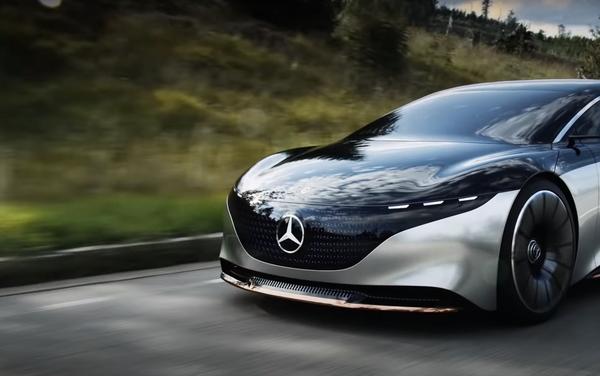 El Mercedes EQS - Sputnik Mundo