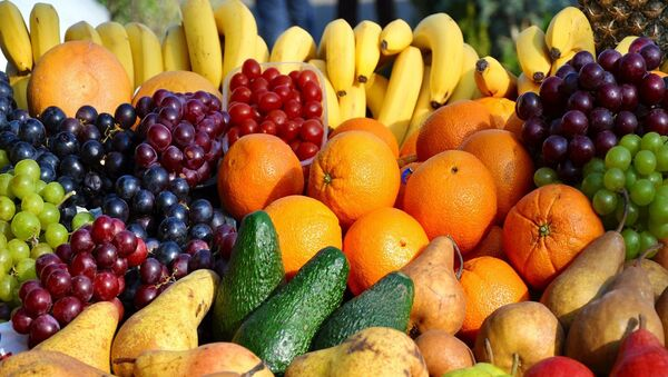 Fruta, imagen referencial - Sputnik Mundo