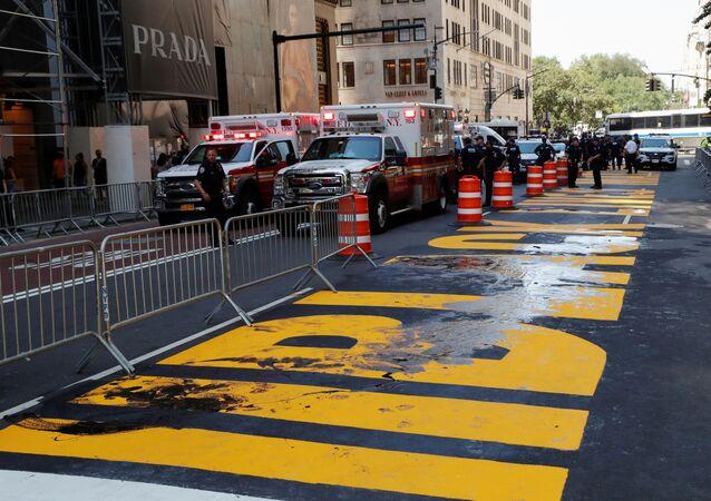 Servicios de emergencia y Policía de Nueva York