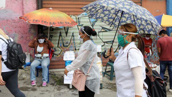 Coronavirus en Venezuela - Sputnik Mundo