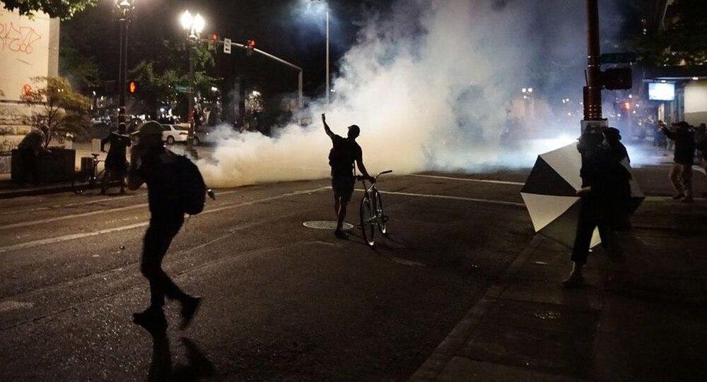 Protestas en Portland, EEUU
