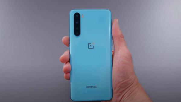 El 'smartphone' OnePlus Nord - Sputnik Mundo
