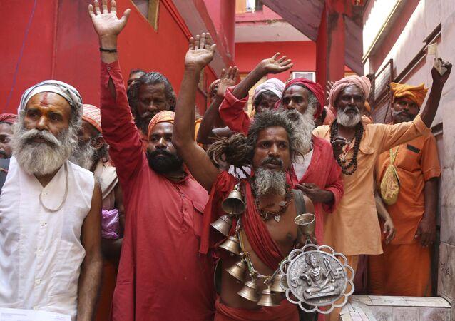 El Amarnath Yatra, la histórica peregrinación anual hindú