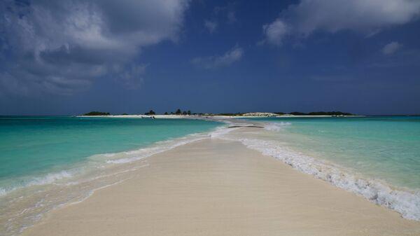 Playa en Los Roques, Venezuela - Sputnik Mundo