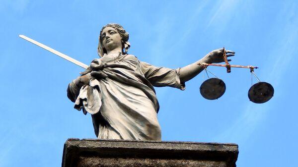 Justicia (imagen referencial) - Sputnik Mundo