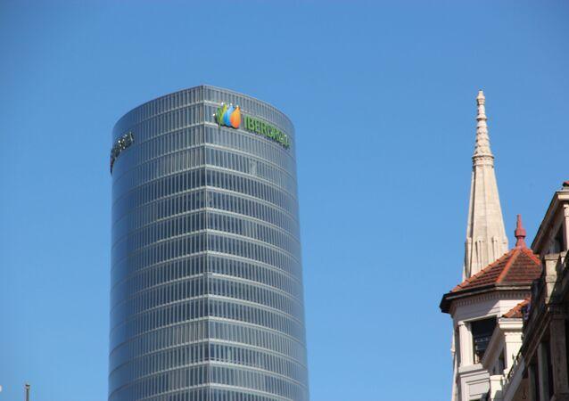 Sede de Iberdrola, en Bilbao (España)