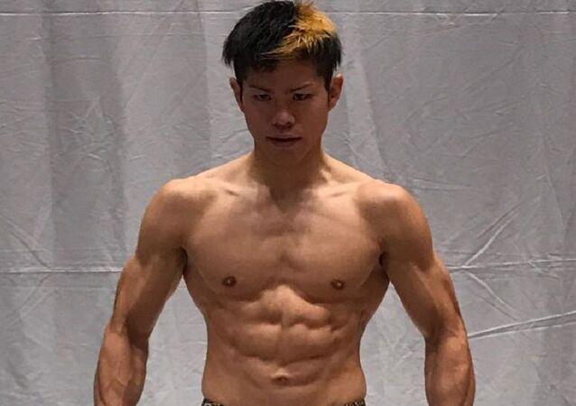 Hiroaki Suzuki, luchador japonés de artes marciales mixtas