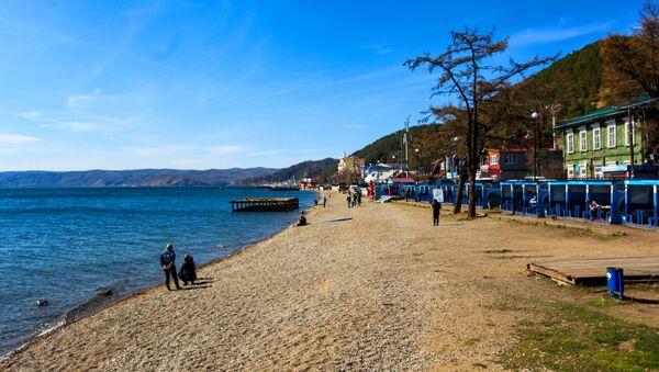 Lago Baikal, Rusia - Sputnik Mundo