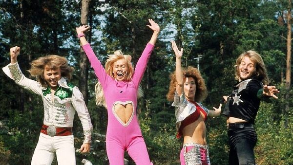 ABBA, foto de archivo - Sputnik Mundo