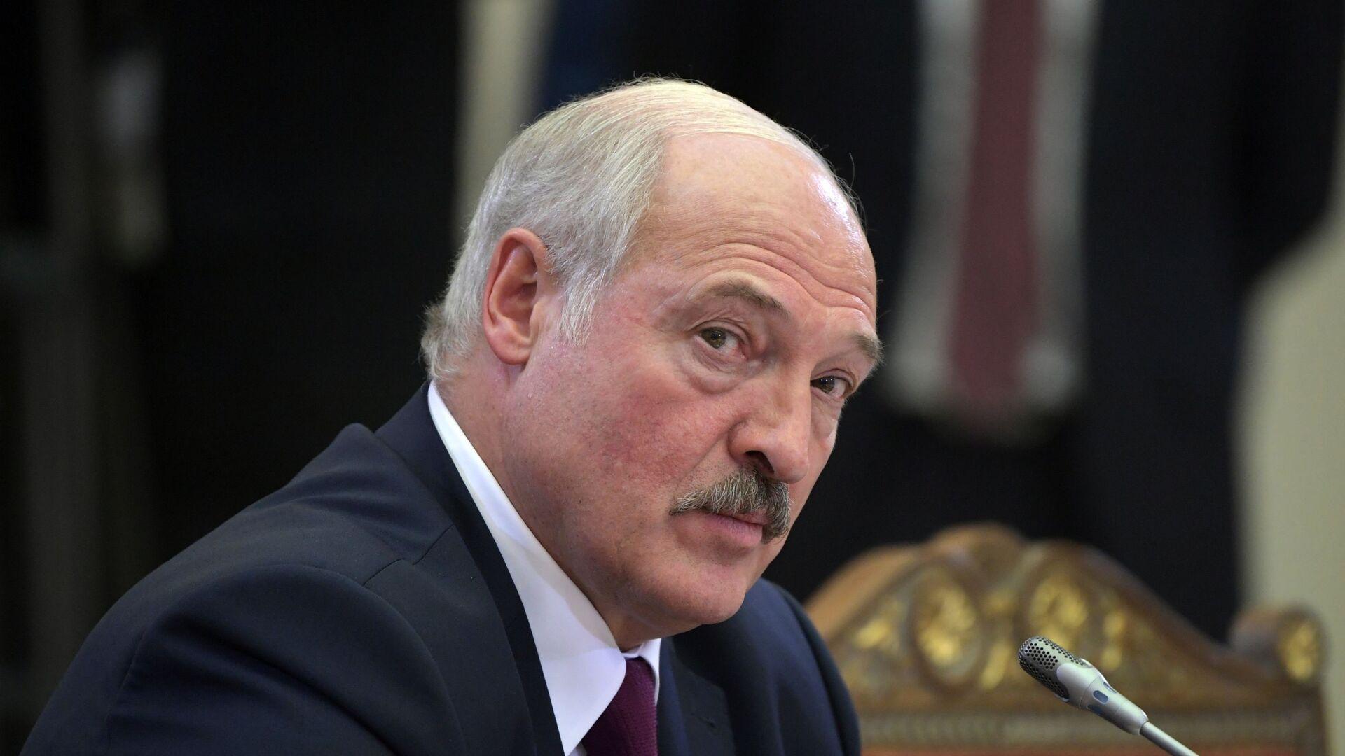 Alexandr Lukashenko, el presidente de Bielorrusia - Sputnik Mundo, 1920, 26.07.2021