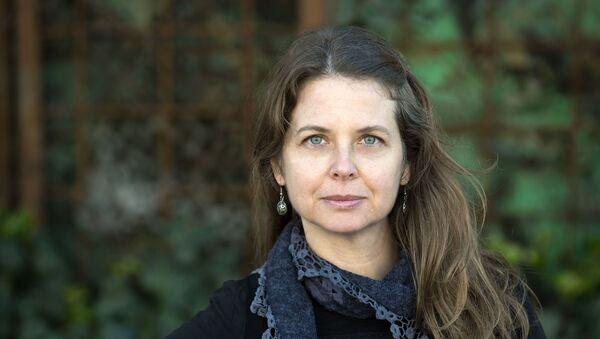 Almudena Carracedo, codirectora de El Silencio de Otros  - Sputnik Mundo
