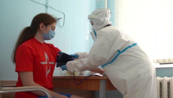 El ensayo de la vacuna contra coronavirus en el Centro Gamaleya - Sputnik Mundo