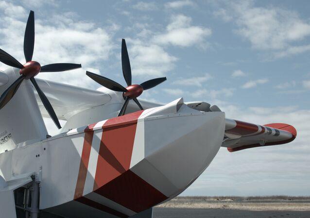 El dron FLYOX de Singular Aircraft