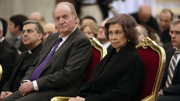 rey Juan Carlos I - Sputnik Mundo