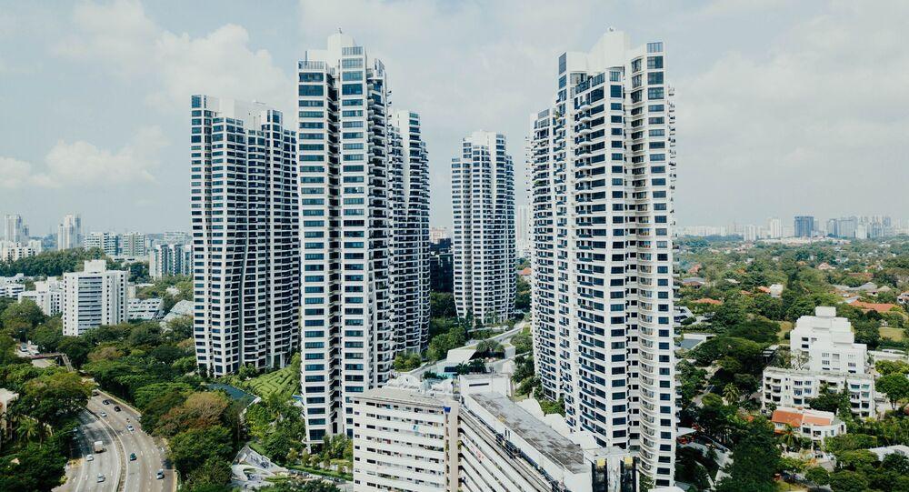 Bloques de viviendas (imagen referencial)