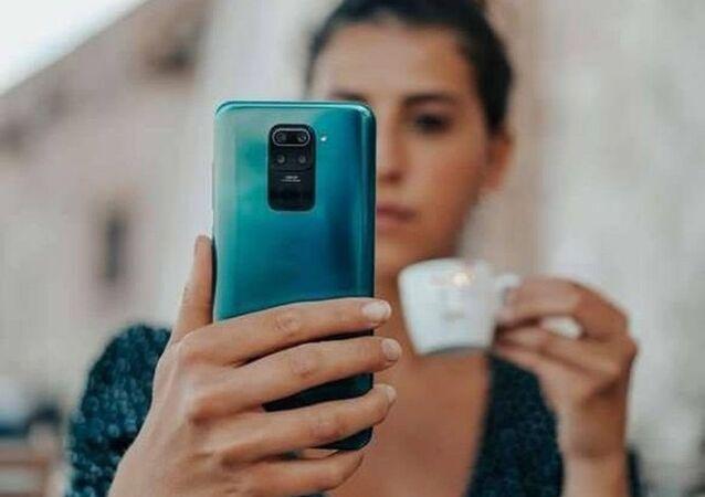 Un Xiaomi Redmi (imagen referencial)