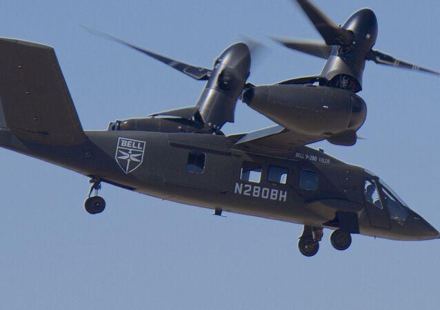 Helicóptero estadounidense V-280 Valor