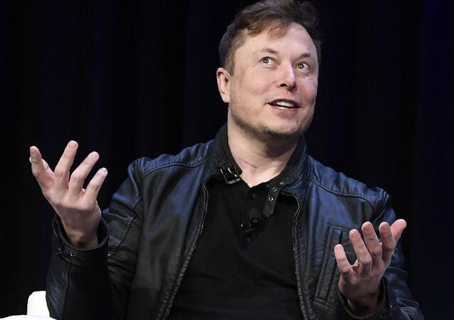 Elon Musk, jefe de SpaceX y Tesla