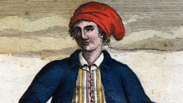 Jeanne Barret, la primera mujer que navegó alrededor del mundo en el siglo XVIII - Sputnik Mundo