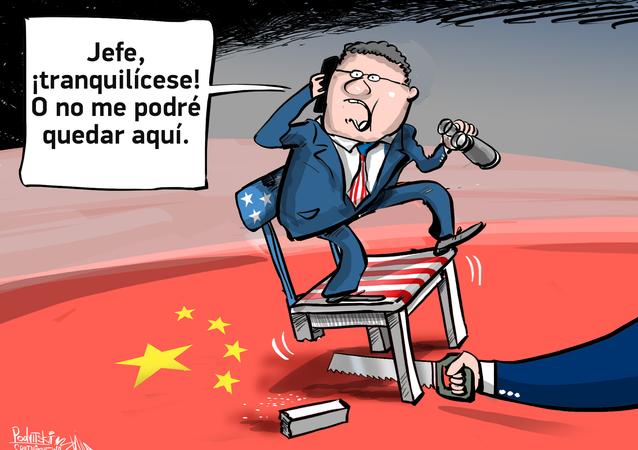 Lo que va, vuelve: China cierra el consulado general de EEUU en Chengdu