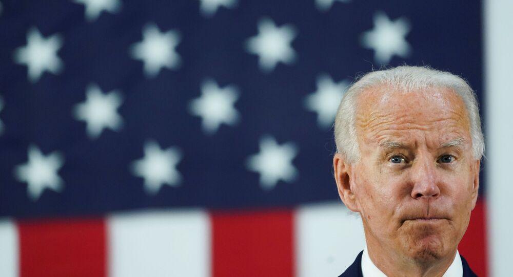 Joe Biden, candidato presidencial estadounidense
