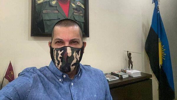 Omar Prieto, gobernador del estado venezolano de Zulia - Sputnik Mundo