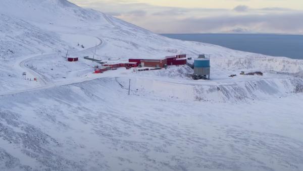 El Archivo Ártico Mundial - Sputnik Mundo