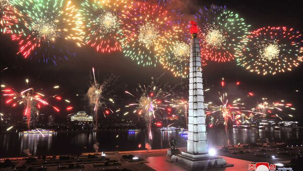 La RPDC celebra a lo grande el aniversario del Armisticio de Corea - Sputnik Mundo