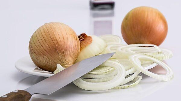 Cebolla picada - Sputnik Mundo