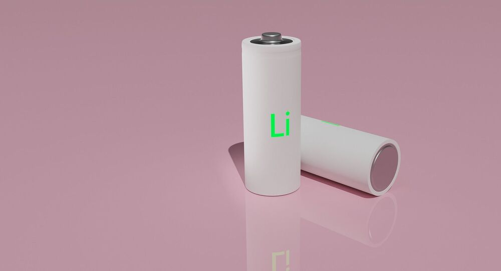 Baterías de litio (imagen referencial)