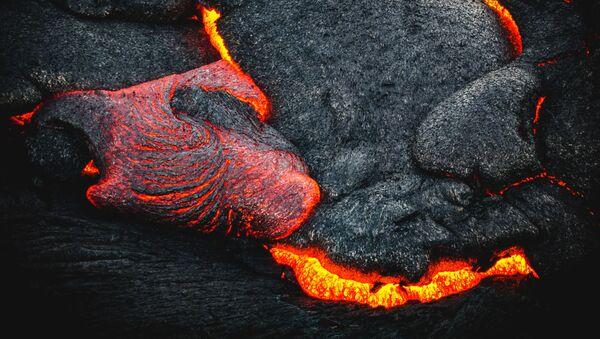 Lava volcánica - Sputnik Mundo