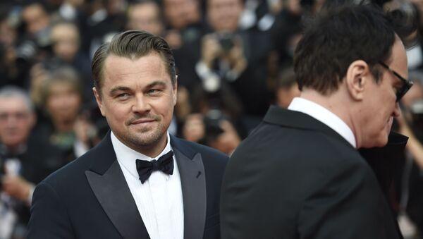 Leonardo DiCaprio, el actor estadounidense - Sputnik Mundo
