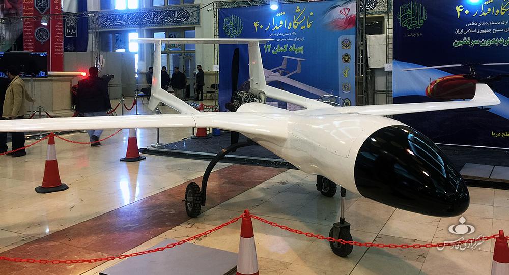 Un dron Kaman-12