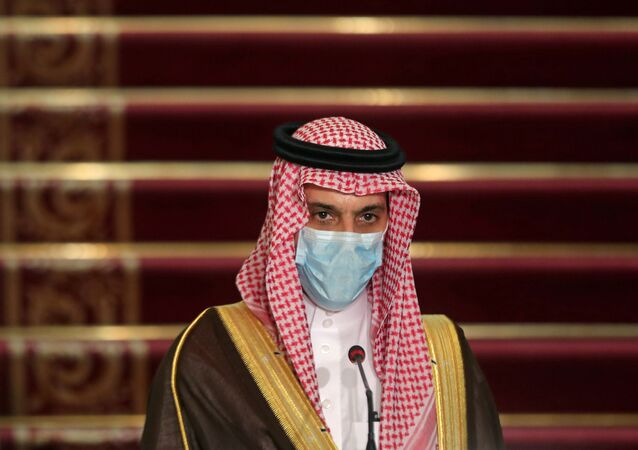 Faisal bin Farhan, ministro de Asuntos Exteriores saudí