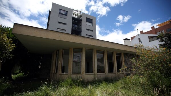 Consulado de Venezuela en Bogotá - Sputnik Mundo