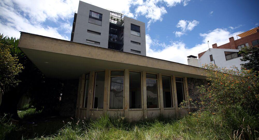 Consulado de Venezuela en Bogotá