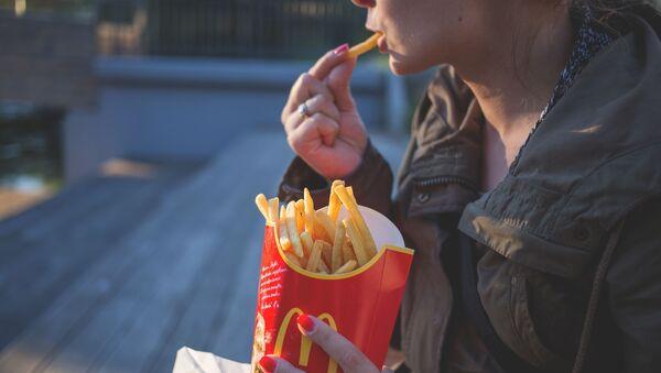 Papas fritas de McDonald's - Sputnik Mundo