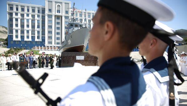 Militares de la Armada rusa (imagen referencial) - Sputnik Mundo