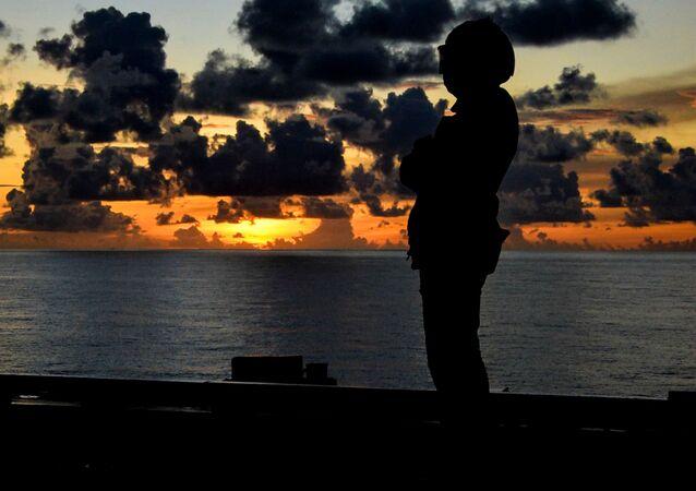 Un marine estadounidense (imagen referencial)