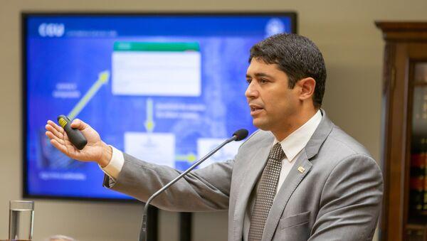 Wagner Rosário, ministro de la Controlaría General de la Unión de Brasil - Sputnik Mundo